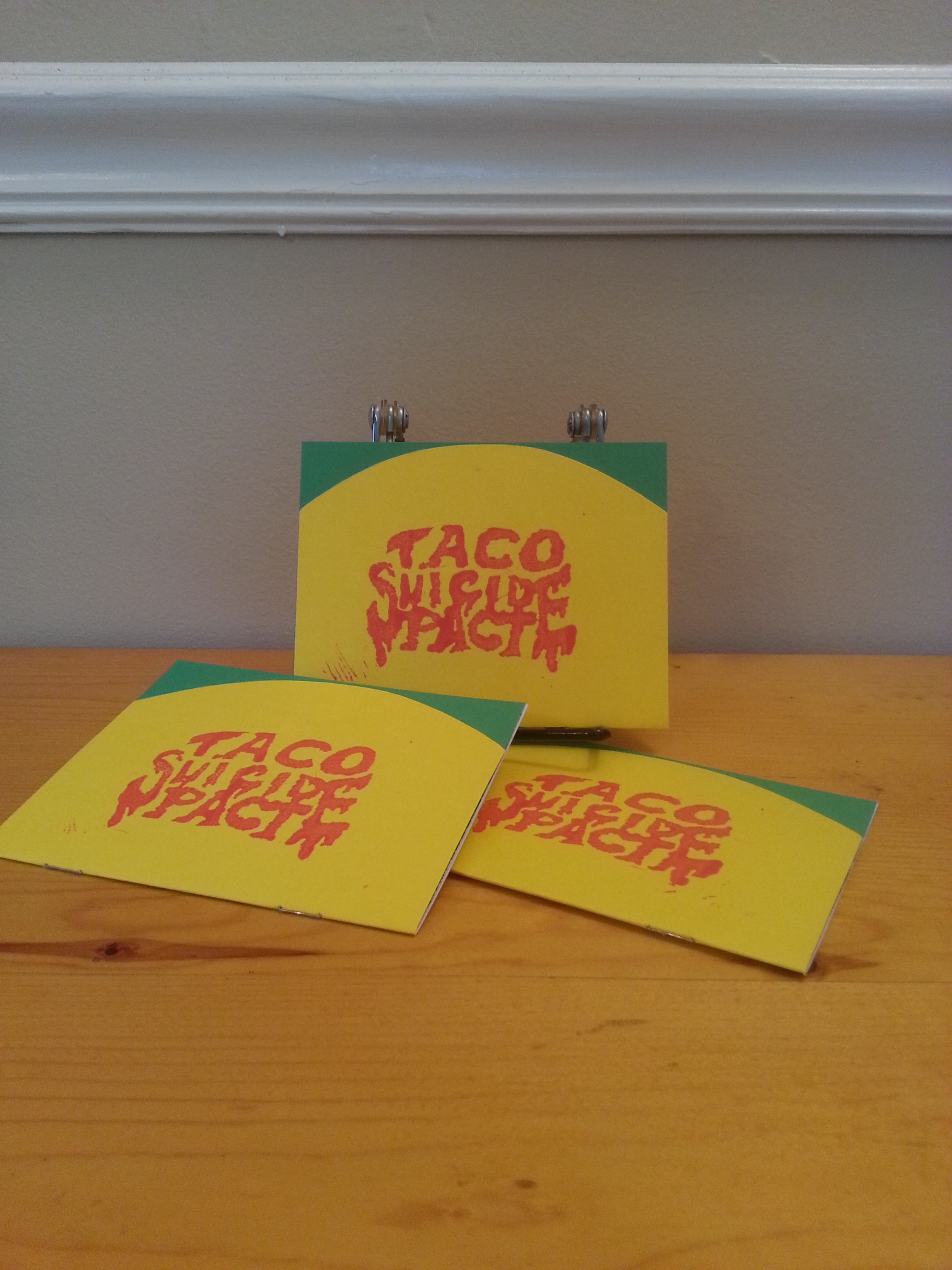 Taco Suicide Pact
